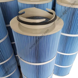 Twist-lock Dust Filter Cartridge